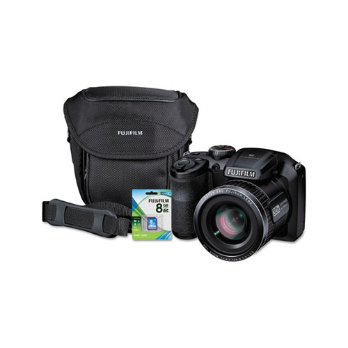 Fuji FinePix S4800 Digital Camera Bundle