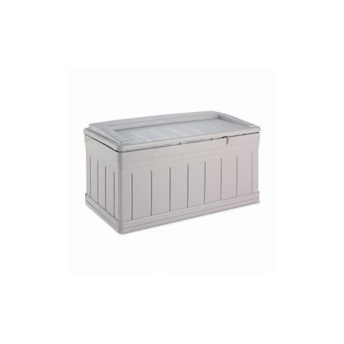 Suncast Storage Bench Deck Box Suadb9750 Free Shipping