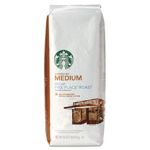 Starbucks Whole Bean Coffee - SBK11015640 - Shoplet.com
