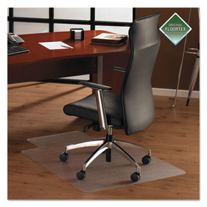 Floortex Cleartex Ultimat Polycarbonate Chair Mat For Hard