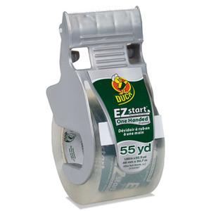 "Duck E, 1.88"" x 55.5yds - Z Start Premium Packaging Tape w ..."