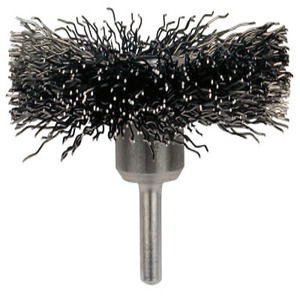Eagle Brush BW-208 Stem Mounted Knot Wire End Brush 3//4 x 0.02