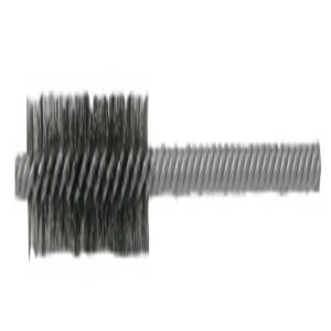 Weiler Double-Spiral Double-Stem Power Tube Brushes 21107 SEPTLS80421107