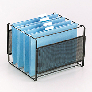 Superieur ELDON OFFICE PRODUCTS Expressions Wire Mesh Hanging File Frame Holder