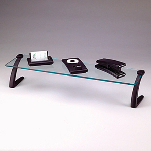 rubbermaid 500 class off surface desktop shelf rub20229 shoplet com rh shoplet com universal mesh off-desk shelf black Computer Desk Shelf
