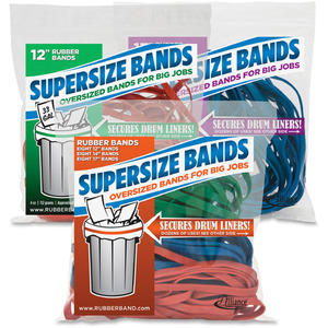 Alliance Rubber 08994 Supersize Bands Large 12 Quot Heavy