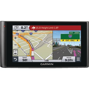 on garmin gps with free lifetime maps and traffic updates