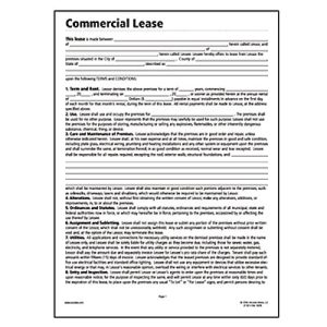 Socrates Commercial Lease Real Estate Forms