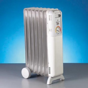 Lakewood Oil Filled Electric Radiator Heater Lak7101