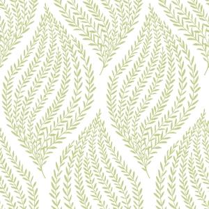 Nuwallpaper Fern Lime Green Peel And Stick Wallpaper Wpxnu1688 Shoplet Com