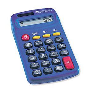 Calcpal® eai-90 pocket basic calculator calculators | eai education.
