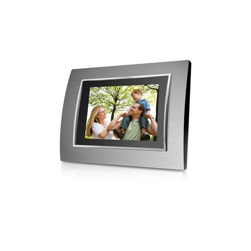 Coby electronics corporation Coby DP714 Digital Photo Frame Photo ...