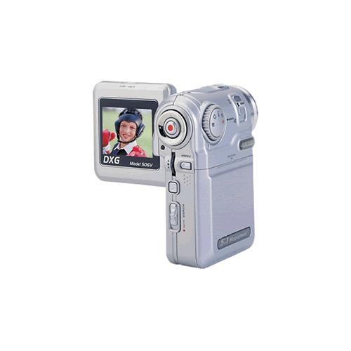 dxg dxg 506v digital camcorder 1 7 lcd cmos silver 2u85769 rh shoplet com