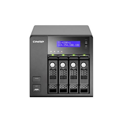 QNAP TS-439U Turbo NAS Windows Vista 64-BIT