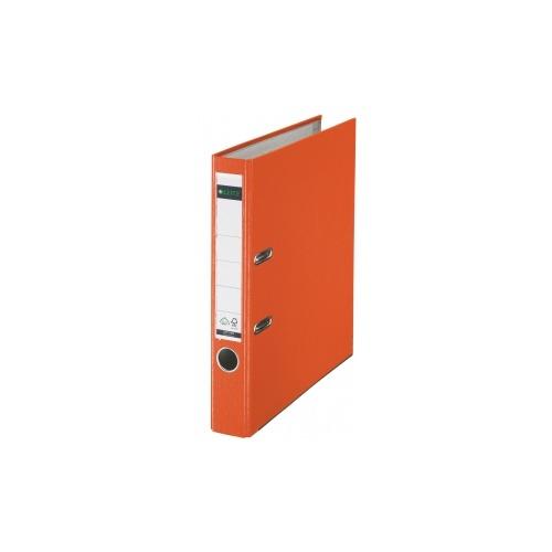 leitz 2 ring 2 inch premium a4 sized european binders orange