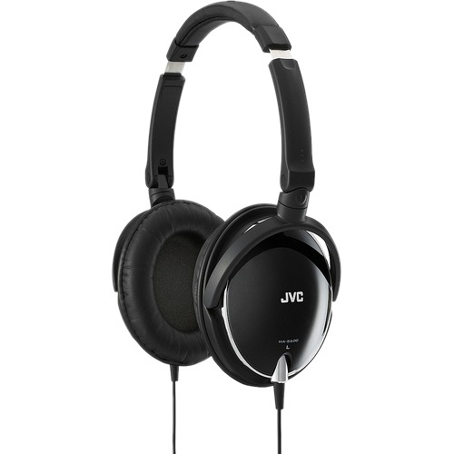 Stereo Jvc Has160a Headphone Blue Wired Ear-cup Over-the-head Binaural