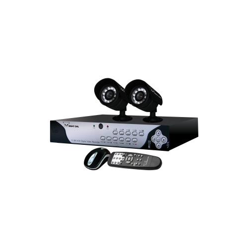 Night Owl, LLC Night Owl LION, H 264 Formats, 500 GB Hard