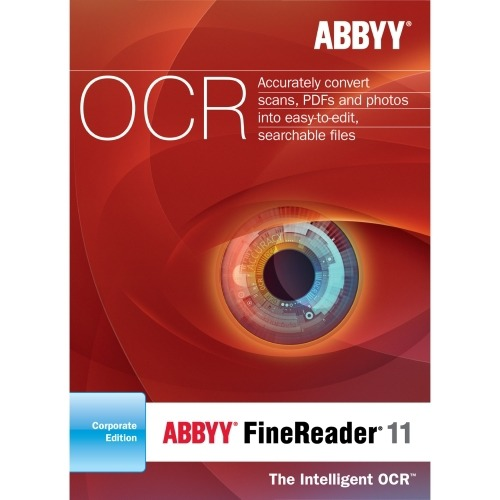 ABBYY FineReader v 11 0 Corporate Edition With Arabic OCR Edit