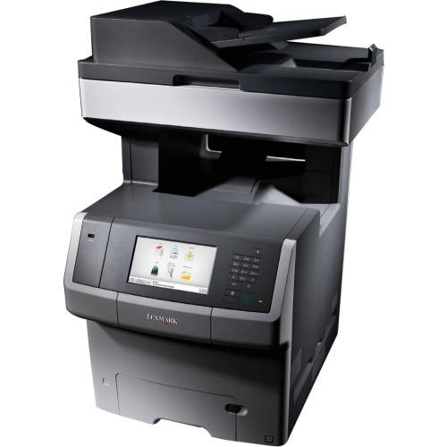 Lexmark XS748DE Laser Multifunction Printer