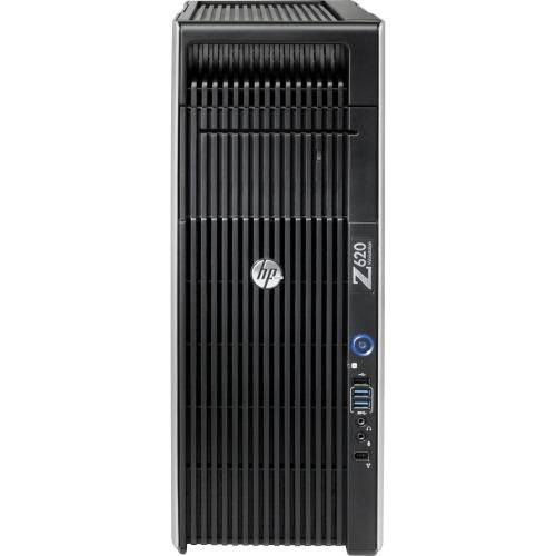 HP Z620 Convertible Mini, 32 GB RAM - 480 GB SSD - DVD