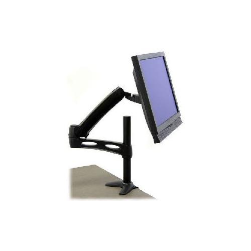Ergotron, Inc Ergotron LX Desk Mount Arm 20 Lb   45 179 195