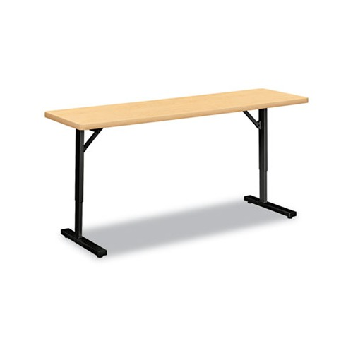 HON Adjustable Training Table HONEDNDPD Shopletcom - Adjustable training table