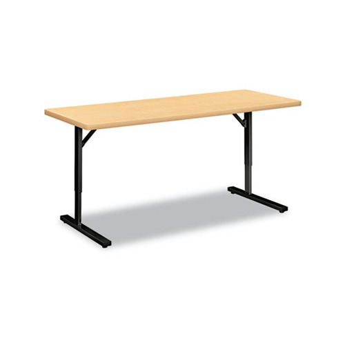 HON Adjustable Height Training Table HONEDNDPD Shopletcom - Adjustable height training table