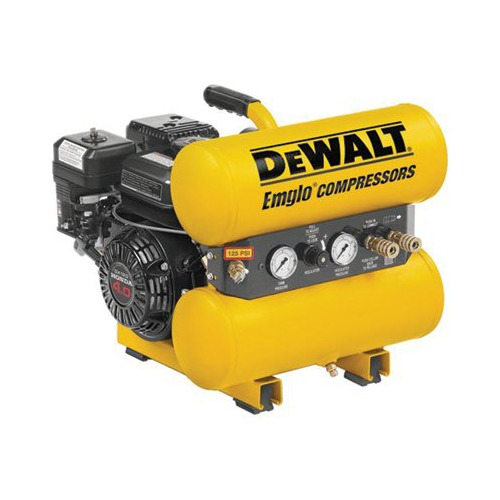 portable gas air compressor. dewalt hand carry-gas compressors - d55250 portable gas air compressor