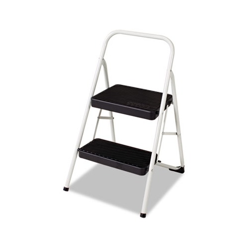 Cosco 2 Step Folding Steel Step Stool Csc11135clgg1