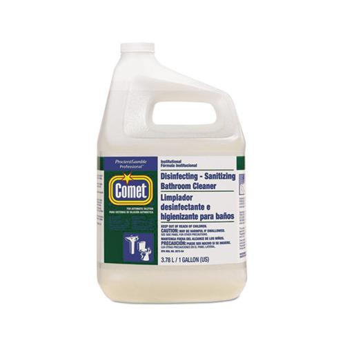Comet Professional Liquid Disinfectant Bathroom Cleaner Citrus Scent 1gal Bottle Pgc22570