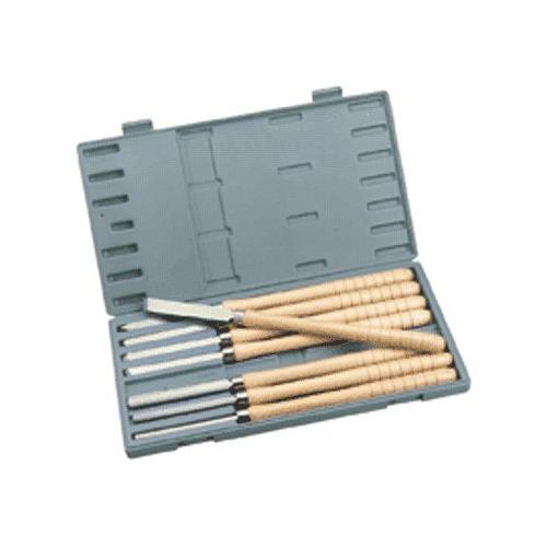 Delta Machinery 8 Pc Basic Wood Turning Chisel Sets 8 Pc Basic