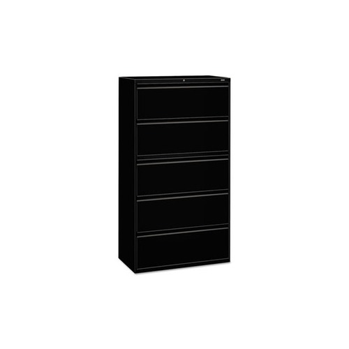 HON 800 Series Five Drawer Lateral File