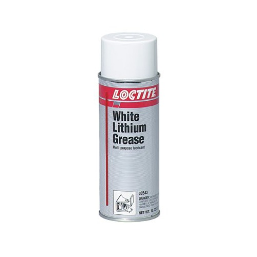 Loctite White Lithium Grease, White Lithium Grease - 30543