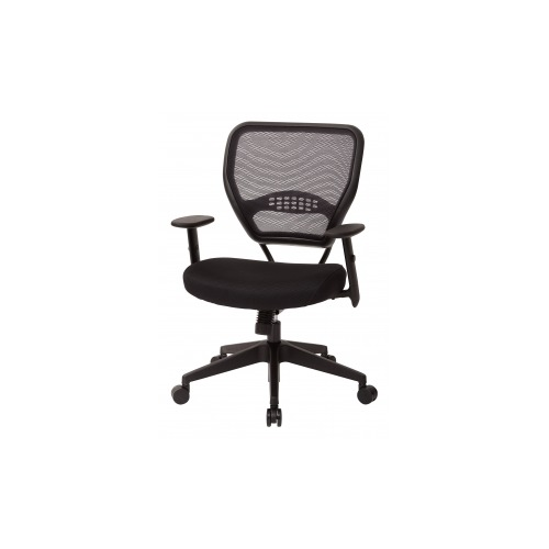 office star space 5000 managerial low-back chair - osp5500