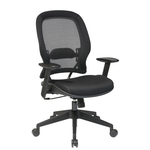 office star products airgrid back and mesh seat managers chair
