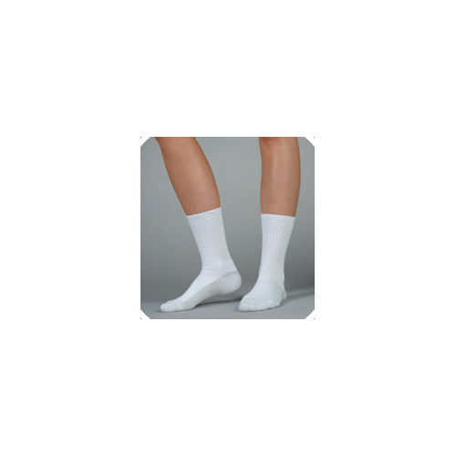 56ed77d42 Juzo Silver Sole Support Sock
