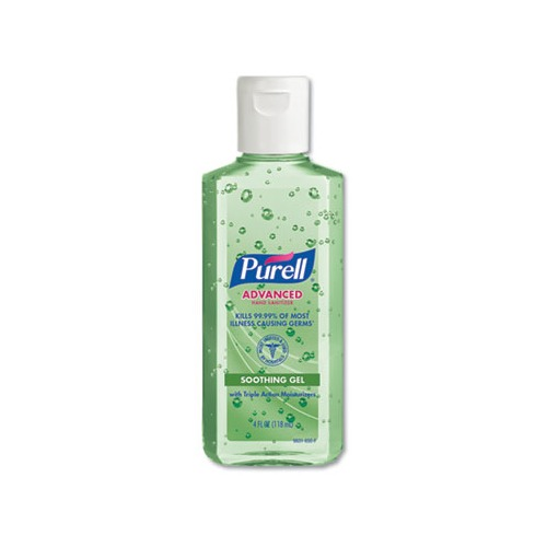 Purell Advanced Hand Sanitizer Soothing Gel Goj9631ct Shoplet Com