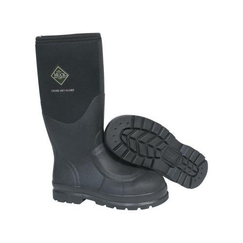 555afab384f Honeywell Muck Boots Chore Met Guard Boots - CHS-META-BLK-100, Muck® Boots  Chore Met Guard Boots