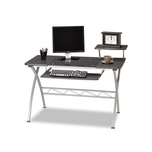 Safco Eastwinds Vision Computer Desk Mln972ant Shoplet Com