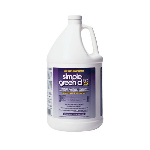 Simple Green Pro 5 Disinfectants - 3410000430501 - 676 ...