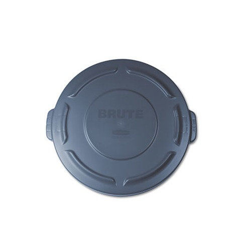 8c1ab35a3e8 Rubbermaid Flat Top Lid for 20-Gallon Round Brute Containers