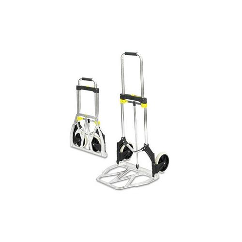 d020994da04c Safco Stow, 275lb Capacity, 19 1/2w x 22d x 43h, Aluminum - Away ...