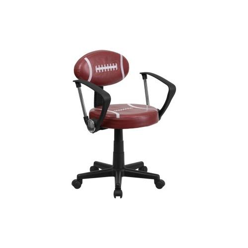 Flash Furniture Football Task Chair