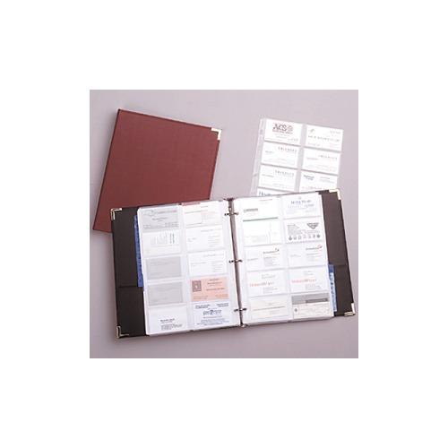 Rolodex business card binder rol66452 shoplet rolodex business card binder colourmoves
