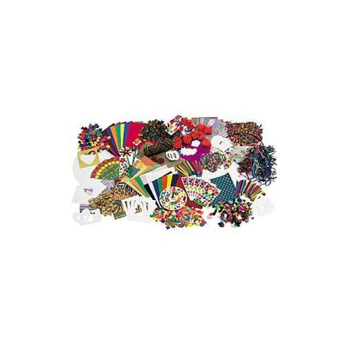 Big Box of Arts and Crafts Materials