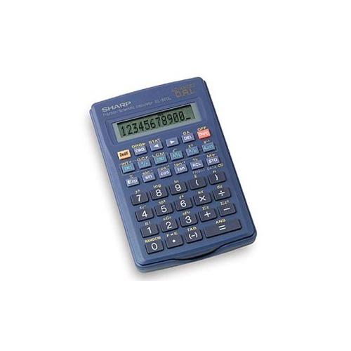 Sharp EL-500LB Fraction Calculator - SHREL500LB - Shoplet com