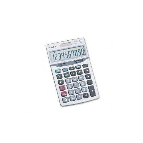 Casio JF100TV Executive Portable Desktop/Handheld Calculator ...