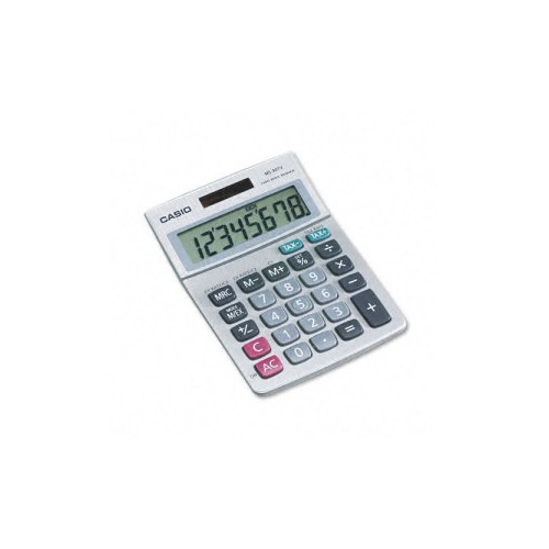 casio ms-80tv handheld calculator - csoms80tv