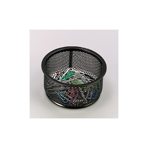 ELDON OFFICE PRODUCTS Expressions Wire Mesh Paper Clip Holder