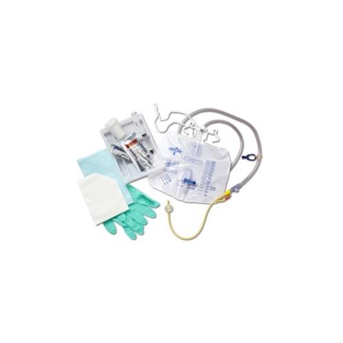 Medline Silicone, TRAY,FOLEY,CATH,SIL-ELAST,16FR,10ML,BG - Elastomer